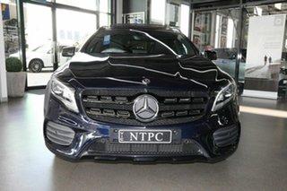 2018 Mercedes-Benz GLA-Class X156 809MY GLA220 d DCT Blue 7 Speed Sports Automatic Dual Clutch Wagon