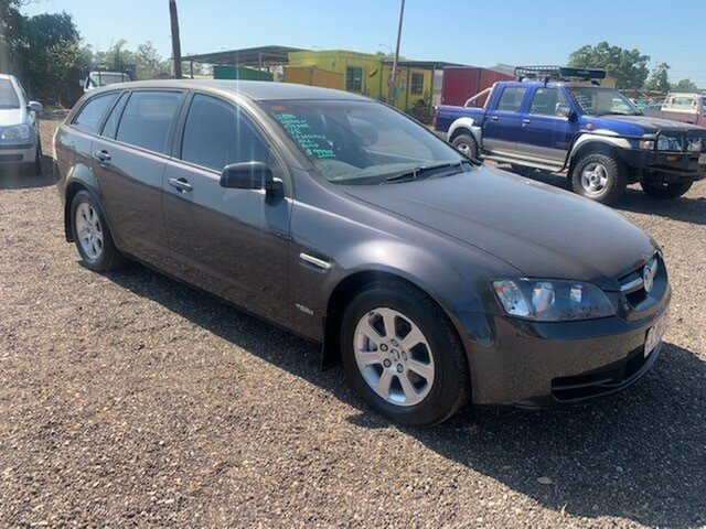 Used Holden Commodore VE Omega Pinelands, 2010 Holden Commodore VE Omega Grey 4 Speed Auto Active Select Wagon