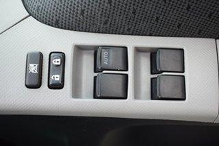 2011 Toyota Yaris NCP131R YRS Grey 4 Speed Automatic Hatchback