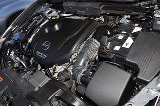 2014 Mazda CX-5 KE1022 Grand Touring SKYACTIV-Drive AWD Silver 6 Speed Sports Automatic Wagon