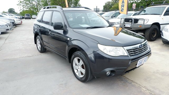 Used Subaru Forester S3 MY09 X AWD St James, 2009 Subaru Forester S3 MY09 X AWD Grey 4 Speed Sports Automatic Wagon