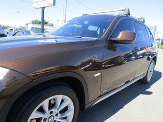 2010 BMW X1 E84 xDrive23d Steptronic Bronze 6 Speed Sports Automatic Wagon
