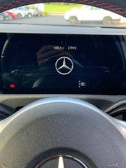 2018 Mercedes-Benz A-Class W177 A200 DCT Iridium Silver 7 Speed Sports Automatic Dual Clutch