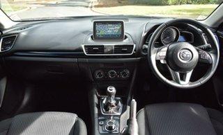 2014 Mazda 3 BM5476 Maxx SKYACTIV-MT Blue 6 Speed Manual Hatchback.