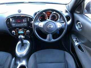 2014 Nissan Juke F15 MY14 ST 2WD Midnight Silver 1 Speed Constant Variable Hatchback
