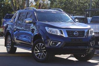 2016 Nissan Navara D23 ST-X Blue 7 Speed Sports Automatic Utility.