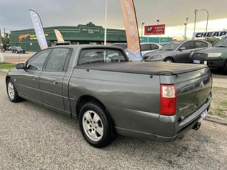 2003 Holden Crewman VY II S Grey 4 Speed Automatic Crew Cab Utility