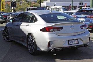 2017 Holden Commodore ZB MY18 VXR Liftback AWD Silver 9 Speed Sports Automatic Liftback.