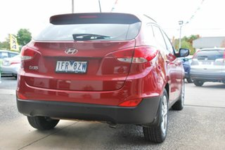 2015 Hyundai ix35 LM Series II Active (FWD) Red 6 Speed Automatic Wagon