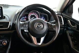 2015 Mazda 3 BM5476 Touring SKYACTIV-MT White 6 Speed Manual Hatchback