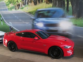 2018 Ford Mustang FN Fastback GT 5.0 V8 Race Red 10 Speed Automatic Coupe