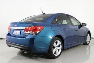 2012 Holden Cruze JH MY13 SRi V Blue 6 Speed Automatic Sedan