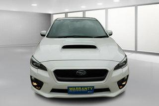 2015 Subaru WRX V1 MY15 Premium AWD White 6 Speed Manual Sedan.