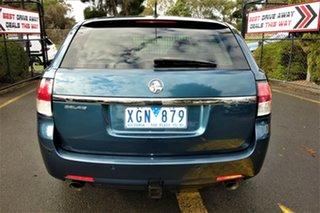 2009 Holden Calais VE MY10 Sportwagon Blue 6 Speed Sports Automatic Wagon
