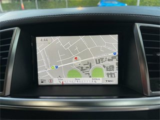 2013 Mercedes-Benz GL-Class X166 GL63 AMG Obsidian Black Sports Automatic Dual Clutch Wagon