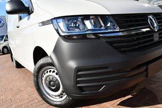 2021 Volkswagen Transporter T6.1 MY21 TDI340 LWB DSG Candy White 7 Speed.
