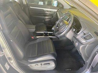 2018 Honda CR-V RW MY19 VTi-E FWD Silver 1 Speed Constant Variable Wagon