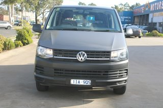 2016 Volkswagen Transporter T6 MY16 TDI 340 SWB Low Grey 7 Speed Auto Direct Shift Van.