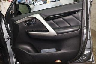 2018 Mitsubishi Pajero Sport QE MY18 Exceed Grey 8 Speed Sports Automatic Wagon