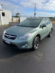 2014 Subaru XV G4X MY14 2.0i-L Lineartronic AWD Green 6 Speed Constant Variable Wagon.