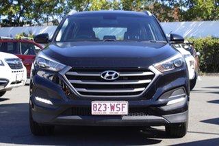2016 Hyundai Tucson TLe MY17 Active AWD Black 6 Speed Sports Automatic Wagon.