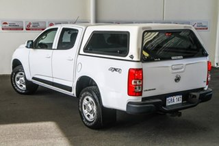 2014 Holden Colorado RG MY14 LX (4x4) 6 Speed Automatic Crew Cab Pickup.