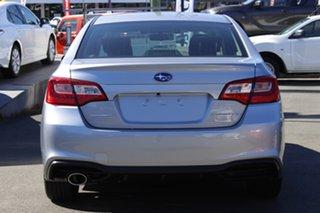 2018 Subaru Liberty B6 MY18 2.5i CVT AWD Silver 6 Speed Constant Variable Sedan