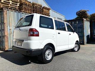 2013 Suzuki APV White 5 Speed Manual Van.