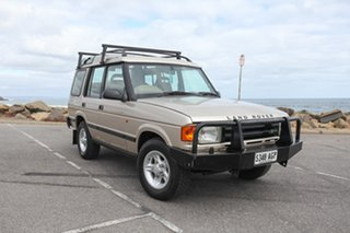 1997 Land Rover Discovery TDI Gold 4 Speed Automatic Wagon.