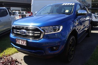 2020 Ford Ranger PX MkIII 2020.75MY XLT Blue 6 Speed Sports Automatic Double Cab Pick Up.