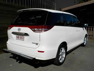 2007 Toyota Tarago GSR50R GLi White 6 Speed Sports Automatic Wagon