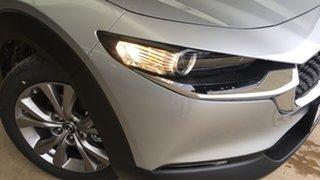 2021 Mazda CX-30 DM2W7A G20 SKYACTIV-Drive Evolve Sonic Silver 6 Speed Sports Automatic Wagon.