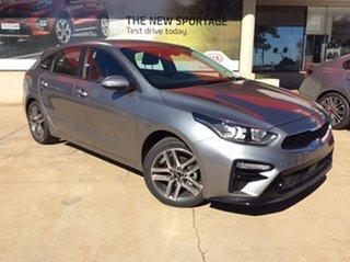 2021 Kia Cerato BD MY21 Sport+ Steel Grey 6 Speed Sports Automatic Hatchback.