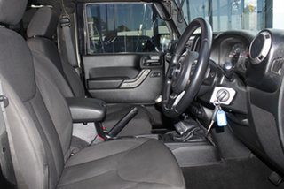 2013 Jeep Wrangler JK MY2013 Sport Black 6 Speed Manual Softtop