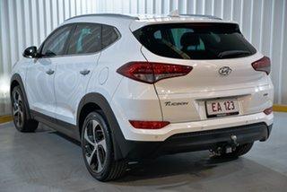 2016 Hyundai Tucson TLe MY17 Active AWD White 6 Speed Sports Automatic Wagon