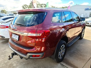 2018 Ford Everest UA 2018.00MY Trend Red 6 Speed Sports Automatic SUV
