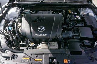 2016 Mazda 6 GJ1032 Sport SKYACTIV-Drive Silver 6 Speed Sports Automatic Sedan