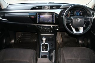 2016 Toyota Hilux GUN126R 4x4 Crystal Pearl 6 Speed Automatic Dual Cab