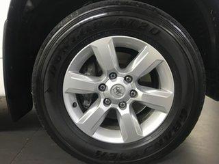 2017 Toyota Landcruiser Prado GDJ150R GXL White 6 Speed Manual Wagon