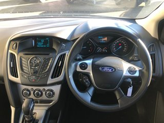 2014 Ford Focus LW MkII Ambiente PwrShift Silver 6 Speed Sports Automatic Dual Clutch Hatchback