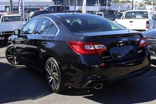 2018 Subaru Liberty B6 MY18 2.5i CVT AWD Black 6 Speed Constant Variable Sedan.