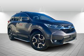 2018 Honda CR-V RW MY19 VTi-E FWD Silver 1 Speed Constant Variable Wagon.