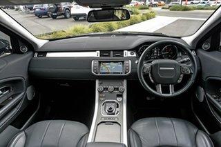 2019 Land Rover Range Rover Evoque L551 MY20 SE Black 9 Speed Sports Automatic Wagon.