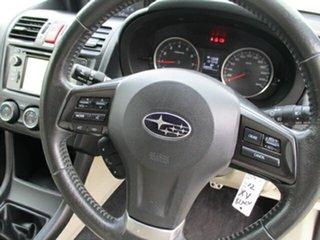 2012 Subaru XV G4X MY13 2.0i-S AWD Black 6 Speed Manual Wagon