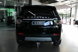 2019 Land Rover Discovery Sport L550 19MY TD4 HSE Luxury Black 9 Speed Sports Automatic Wagon
