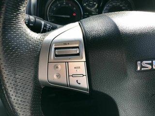 2017 Isuzu MU-X MY17 LS-U Silver 6 Speed Manual Wagon