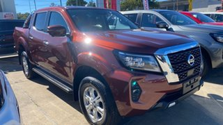 2021 Nissan Navara D23 MY21 ST Forged Copper 7 Speed Sports Automatic Utility