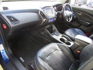 2014 Hyundai ix35 LM3 MY14 Highlander AWD Blue 6 Speed Sports Automatic Wagon