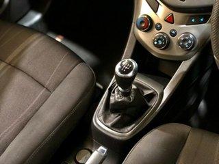 2011 Holden Barina TK MY11 Grey 5 Speed Manual Hatchback