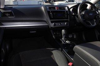 2018 Subaru Liberty B6 MY18 2.5i CVT AWD Black 6 Speed Constant Variable Sedan